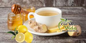 Cómo preparar el té de jengibre para limpiar el hígado y bajar de peso rápida y eficazmente